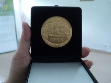 IENA Gold Medal