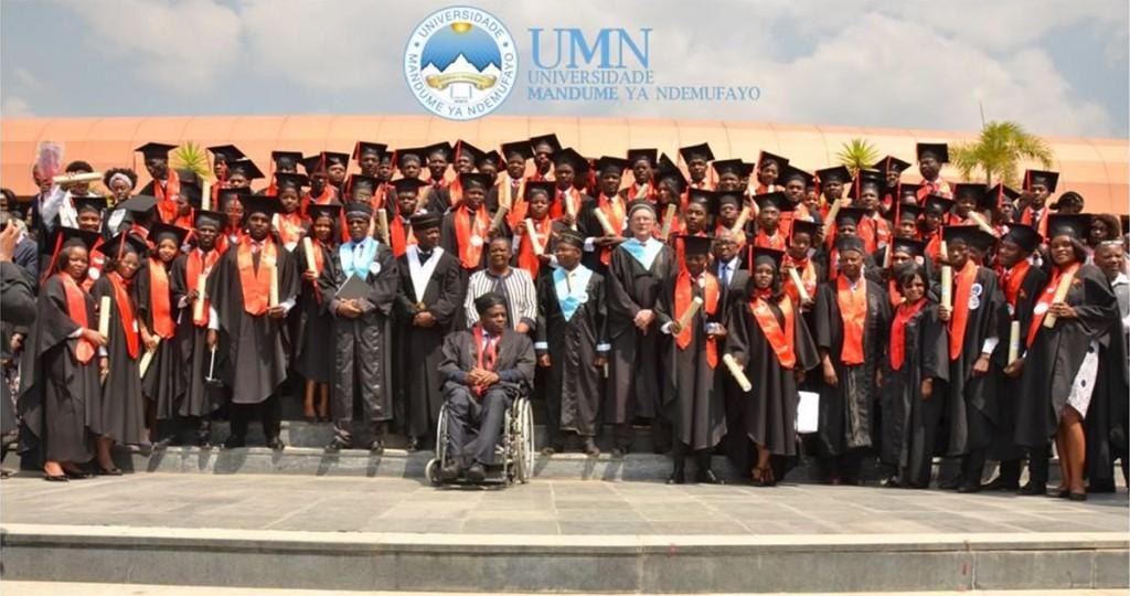 University Mandume Ya Ndemufayo